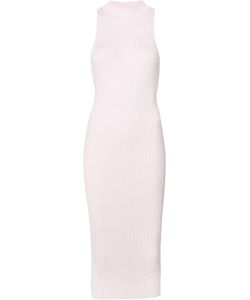 Cushnie Et Ochs | Lace-Up Detailed Back Dress Medium