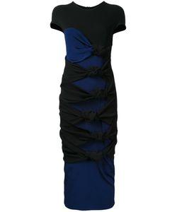 Christopher Esber   Knot Dakota Dress 8 Rayon/Nylon/Spandex/Elastane