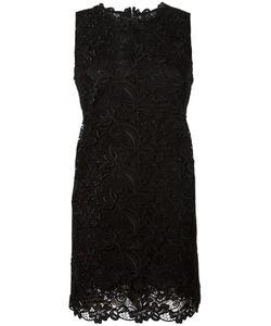 Dolce & Gabbana | Macrame Lace Dress 44 Viscose/Polyamide/Cotton/Polyamide
