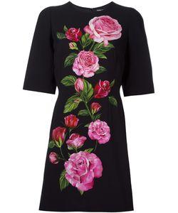 Dolce & Gabbana | Print Cady Dress 44