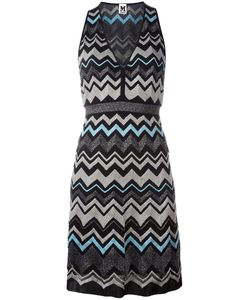 Missoni | M Knitted Dress 42 Polyamide/Cotton Fibre/Polyester