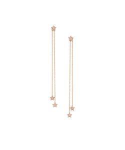 Alinka | Stasia Diamond Chain Drop Earrings