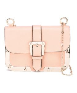 Red Valentino | Chain Strap Shoulder Bag Leather