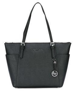 Michael Michael Kors | Logo Plaque Tote Leather