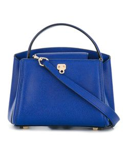 Valextra | Mini Triennale Topendol Tote Calf Leather