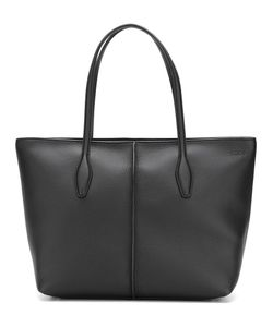 Tod'S | Tag Detail Tote Leather