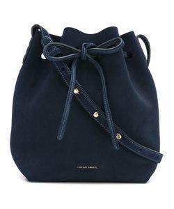 MANSUR GAVRIEL   Mini Bucket Cross Body Bag Calf Suede