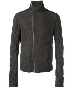 Rick Owens | Mollinos Biker Jacket 54 Lamb Skin/Cupro/Cotton