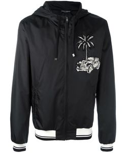 Dolce & Gabbana | Car Palm Patch Jacket 52 Polyester Dolce