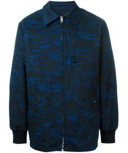Alexander Wang | Oversized Camouflage Shirt Jacket 48 Cotton