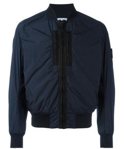 Stone Island | Bomber Jacket Large Polyamide/Polyurethane Resin/Cotton