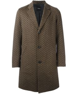Theory | Delancey Coat Medium Virgin Wool/Cashmere/Bemberg/Polyester