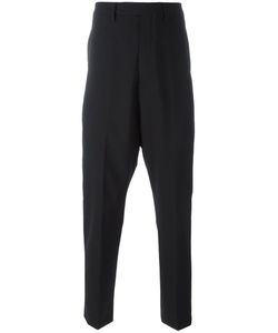 Rick Owens | Drop-Crotch Tailored Trousers 52 Wool/Spandex/Elastane
