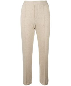 See By Chloe | See By Chloé Cropped Straight Leg Trousers Xs