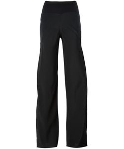 Rick Owens | Bias Palazzo Pants 44 Cotton/Nylon/Acetate/Silk