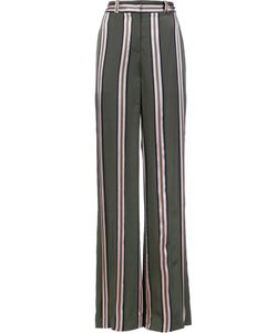 Adam Lippes | Relaxed Wide Leg Trousers 8 Viscose