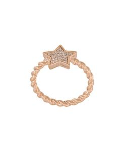 Alinka | Stasia Single Star Diamond Ring Medium