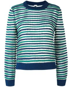 Missoni | M Round Neck Striped Jumper 40 Wool/Viscose/Polyamide/