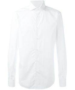 FASHION CLINIC | Classic Plain Shirt 44 Cotton