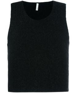 Boboutic   Knit Vest Medium Wool/Yak/Polyamide/Spandex/Elastane