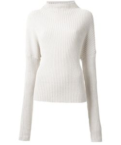 Dion Lee | Ribbed Cocoon Knit 12 Cotton/Polyimide