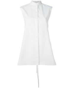 Helmut Lang | Sleeveless Shirt Xs Cotton