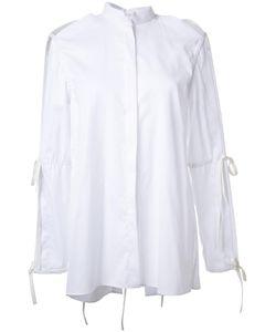 Dion Lee | Tie Sleeve Shirt 6 Cotton