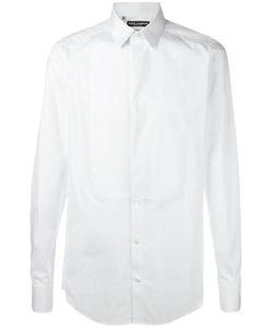 Dolce & Gabbana | Bib Shirt 41 Cotton