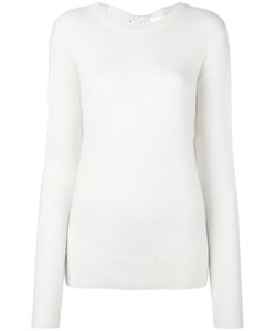 Joseph | Open Back Detailing Jumper Medium Cashmere