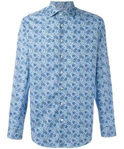 Etro   Print Shirt 39 Cotton/Spandex/Elastane