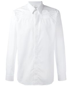 Givenchy | Wing Embroidered Shirt 42 Cotton