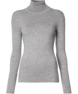 Gabriela Hearst   Roll Neck Sweatshirt Xs Cashmere/Nylon/Spandex/Elastane