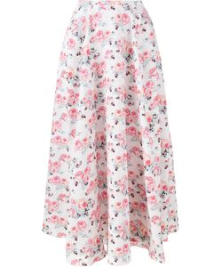 Emilia Wickstead | Print Eleanor Midi Skirt 12