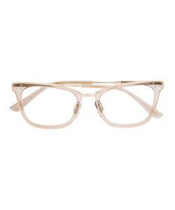Bottega Veneta Eyewear | Square Frame Glasses Acetate/Metal Other