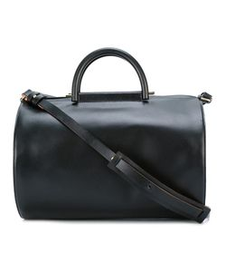 Building Block | Cylinder Duffel Bag Leather