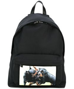 Givenchy | Rottweiler Print Backpack Acrylic/Polyamide