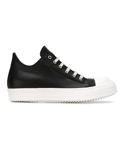 Rick Owens | Lace-Up Sneakers 40 Calf Leather/Leather/Rubber