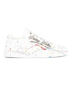 Philipp Plein | Accused Sneakers 44 Leather/Rubber