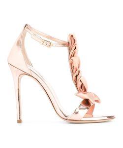 Olgana | La Delicate Sandals 38.5 Leather