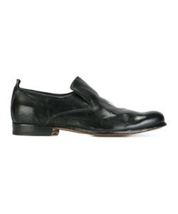 Officine Creative | Classic Slippers 42 Calf Leather/Leather