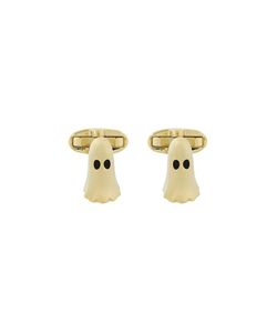Paul By Paul Smith | Ghost Cufflinks Copper/Zinc