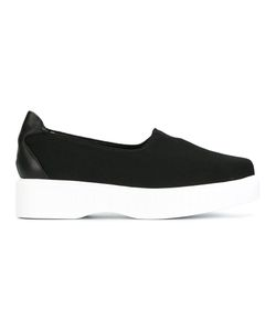 Robert Clergerie | Pauli Sneakers 38.5 Cotton/Leather/Rubber