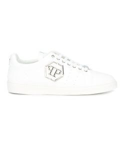 Philipp Plein | End Sneakers 42 Calf Leather/Leather/Rubber