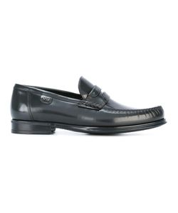 Dolce & Gabbana | Brushed Leather Moccasins 42.5 Calf