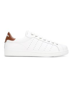 Dsquared2 | Santa Monica Sneakers 44 Calf Leather/Leather/Rubber