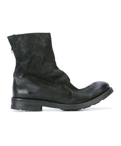 THE LAST CONSPIRACY | Regin Boots 43 Leather/Rubber