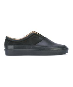 REALITY STUDIO | Boa Slip-On Sneakers 40 Goat Skin/Leather/Rubber