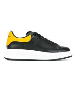 Alexander McQueen | Extended Sole Sneakers 41.5 Leather/Rubber