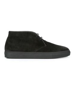 Fratelli Rossetti | Ankle Desert Boots 7 Suede/Sheep Skin/Shearling/Rubber