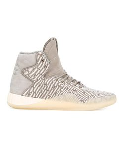 Adidas | Tubular Primeknit Instinct Sneakers 4.5 Polyester/Leather/Rubber